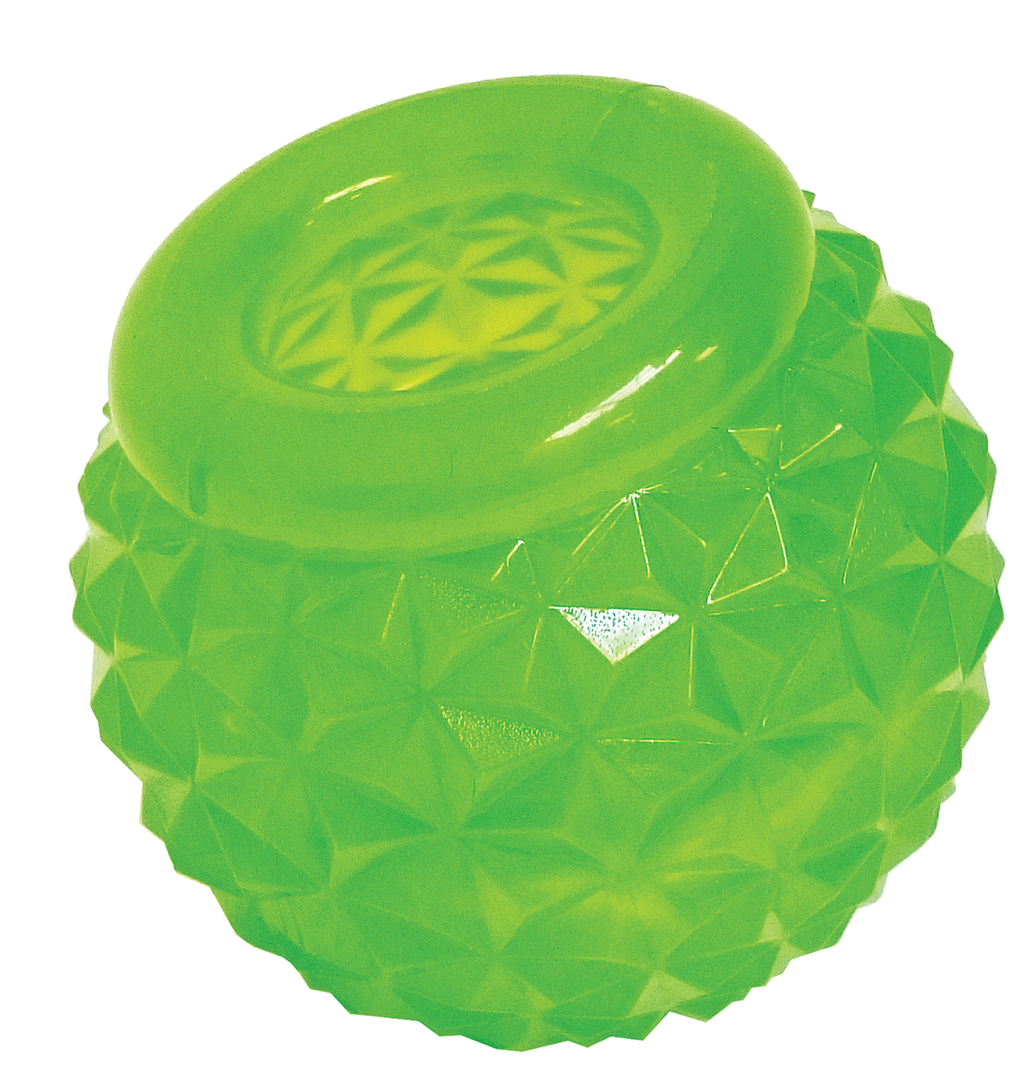 Play N Chew Treat Plug Puzzle Ball 2 5 Quot Ethical Pet